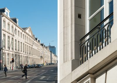 FORTIS, rue Royale Bruxelles