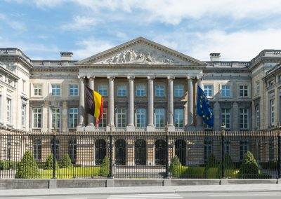 PARLEMENT BELGE, Bruxelles